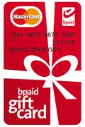 carte cadeau bpaid giftcard