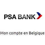 compte psa banque belgique