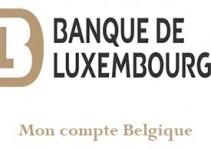 mon compte banque luxembourg Belgique
