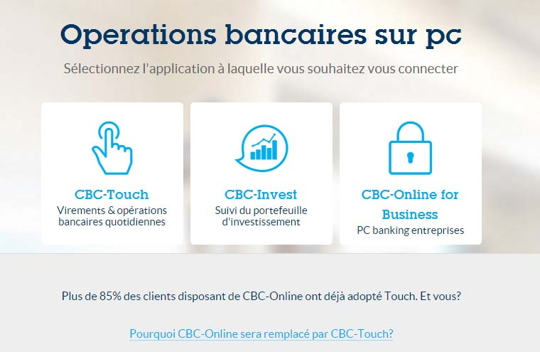connexion cbc banking