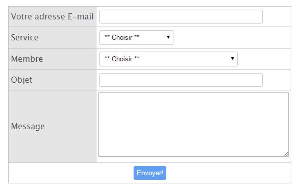 Contact service client quefaire.be