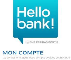 compte hello banque belgique