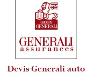 devis auto assurance Generali Belgium