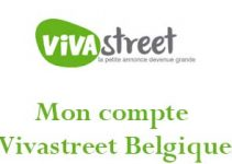 mon compte vivastreet belgique