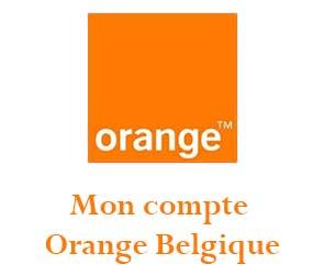 orange belgique mon compte