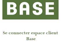 connexion Base Belgique