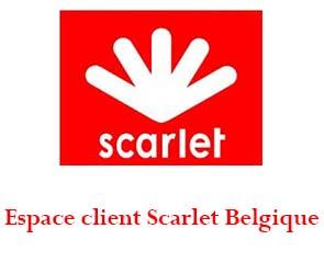 scarlet Belgique espace client