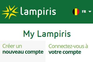 My Lampiris Belgique
