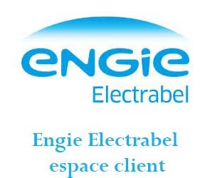 espace client Engie Electrabel