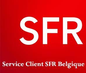 Service Client SFR Belgique