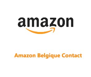 amazon belgique contact