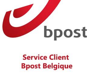 Service Client Bpost Belgique
