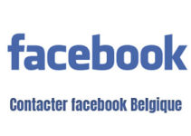 Contacter Facebook Belgique