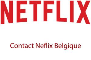 Contact Netflix Belgique