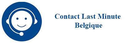 service client contact last minute Belgique