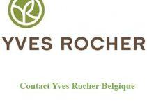 contact yves rocher belgique
