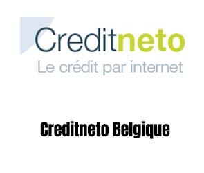 Creditneto Belgique prêt et crédit