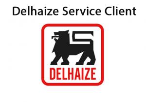 Delhaize service client