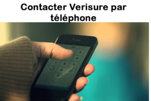 Contacter Verisure par téléphone