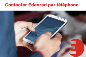 Contacter Edenred par téléphone