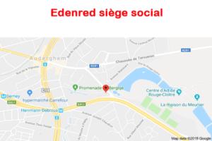 Edenred siège social