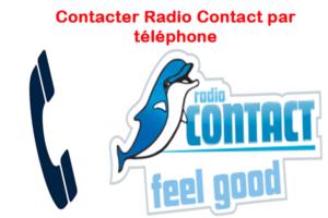 Contacter Radio contact par téléphone
