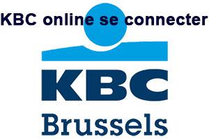 KBC online se connecter