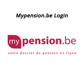 Mypension.be se connecter au dossier de pension en ligne