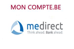 Accéder à mon compte Medirect bank