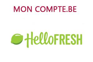 Hellofresh Belgique se connecter