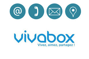 Vivabox espace personnel contact