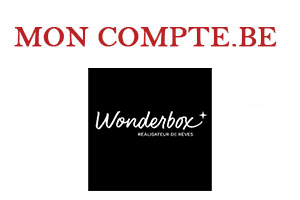 Compte Wonderbox belgiqe