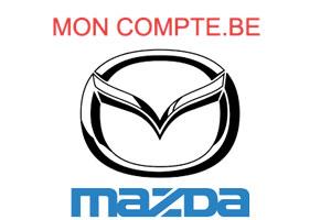 My Mazda Belgique mon compte