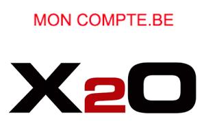 X2O mon compte en ligne