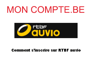 www.rtbf.be creation compte