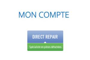 Contact Repair mon compte et suivi de commande en ligne