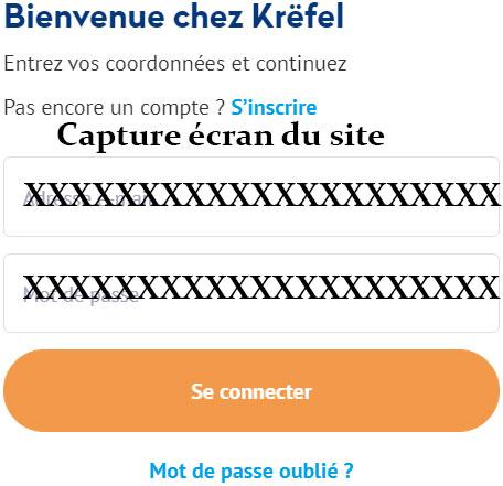 Krefel connexion